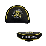 Wichita State Shockers Mallet Golf Putter Cover