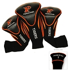 Princeton Tigers Golf Contour 3 pack Head Covers