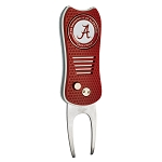 Alabama Crimson Tide Golf SwitchFix Divot Tool