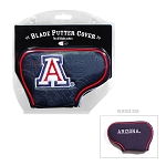 Arizona Wildcats Blade Golf Putter Cover