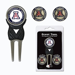 Arizona Wildcats Golf Divot Tool Set