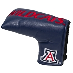 Arizona Wildcats Vintage Blade Golf Putter Cover