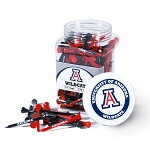 Arizona Wildcats Golf 175 Tee Jar