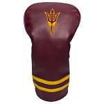 Arizona State Sun Devils Vintage Golf Driver Head Cover