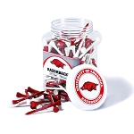 Arkansas Razorbacks Golf 175 Tee Jar