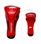 Arkansas Razorbacks Apex Golf Driver Head Cover