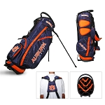 Auburn Tigers Golf Fairway Stand Bag