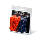Auburn Tigers Golf 50 Imprinted Tee Pack