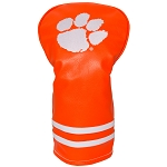 Clemson Tigers Vintage Golf Driver Head Cover