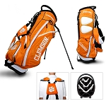 Clemson Tigers Golf Fairway Stand Bag