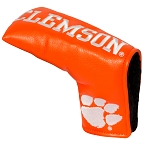 Clemson Tigers Vintage Blade Golf Putter Cover