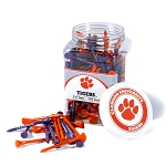 Clemson Tigers Golf 175 Tee Jar