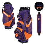 Clemson Tigers The Bucket Cool Cart Bag