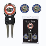 Florida Gators Golf Divot Tool Set