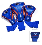 Florida Gators Golf Contour 3 pack Head Covers