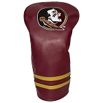 Florida State Seminoles Vintage Golf Driver Head Cover