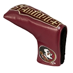 Florida State Seminoles Vintage Blade Golf Putter Cover