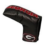 Georgia Bulldogs Vintage Blade Golf Putter Cover