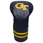Georgia Tech Yellow Jackets Vintage Golf Driver Head Cover