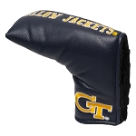 Georgia Tech Yellow Jackets Vintage Blade Golf Putter Cover