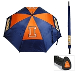 Illinois Fighting Illini Team Golf Umbrella