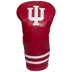 Indiana Hoosiers Vintage Golf Driver Head Cover