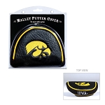 Iowa Hawkeyes Mallet Golf Putter Cover