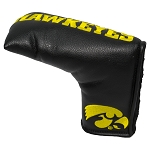 Iowa Hawkeyes Vintage Blade Golf Putter Cover