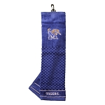 Memphis Tigers Embroidered Golf Towel