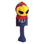 Kansas Jayhawks Mascot Golf Head Cover