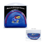 Kansas Jayhawks Mallet Golf Putter Cover