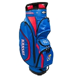 Kansas Jayhawks Golf Clubhouse Cart Bag