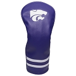 Kansas State Wildcats Vintage Golf Fairway Head Cover