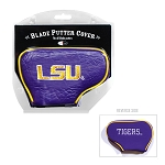 LSU Tigers Blade Golf Putter Cover