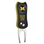 Michigan Wolverines Golf SwitchFix Divot Tool