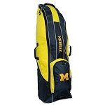 Michigan Wolverines Golf Travel Bag