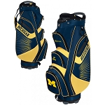 Michigan Wolverines The Bucket Cool Cart Bag