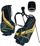 Michigan Wolverines Gridiron III Stand Bag