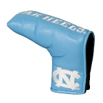 North Carolina Tar Heels Vintage Blade Golf Putter Cover