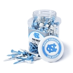 North Carolina Tar Heels Golf 175 Tee Jar