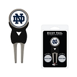 Notre Dame Fighting Irish Golf Divot Tool Set