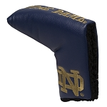 Notre Dame Fighting Irish Vintage Blade Golf Putter Cover