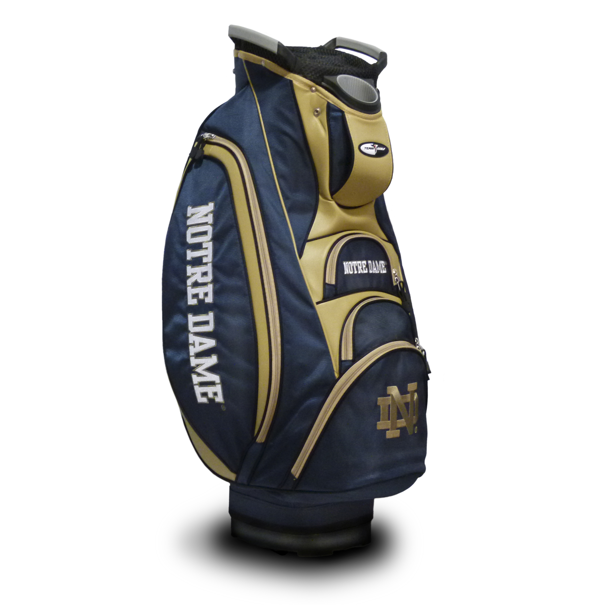 Notre Dame Fighting Irish Golf Cart Bag