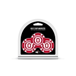 Ohio State Buckeyes Golf 3 Pack Poker Chip