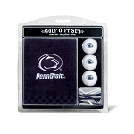 Penn State Nittany Lions Embroidered Golf Gift Set