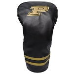 Purdue Boilermakers Vintage Golf Driver Head Cover