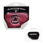 South Carolina Gamecocks Blade Golf Putter Cover
