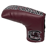 South Carolina Gamecocks Vintage Blade Golf Putter Cover