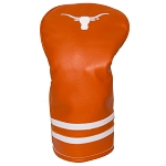 Texas Longhorns Vintage Golf Driver Head Cover