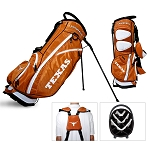 Texas Longhorns Golf Fairway Stand Bag